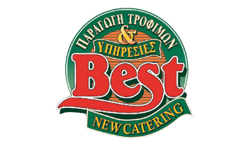 Λογότυπο Best New Catering
