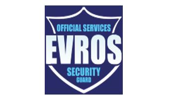 Λογότυπο Evros Guard Security